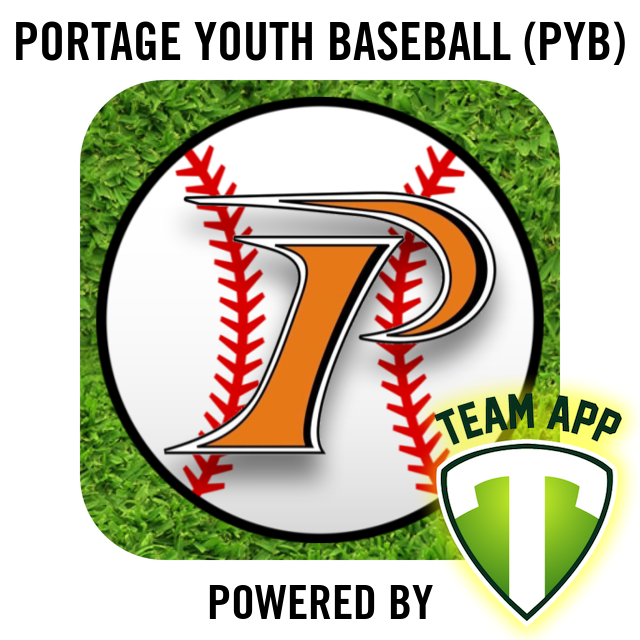 Portage Youth Baseball powered by Team App